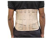 Lumbar Spinal Bracing
